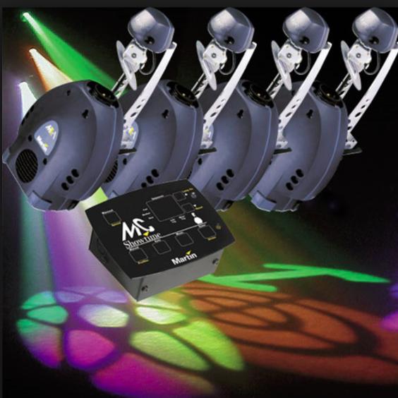 Disco verlichting - LED Beamer - Lichtkrant - Special effect ...